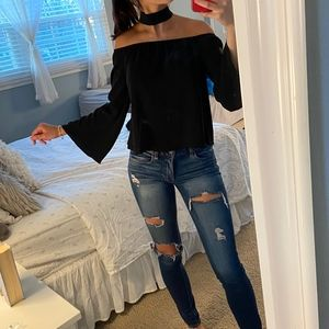 Blouse/Night Out Top